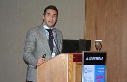 Αθανάσιος Κολυβήρας Καρδιολόγος - Διακρίσεις, βραβεία